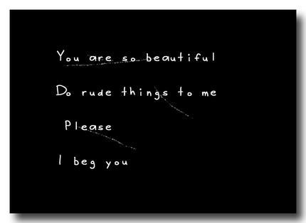 love_poem A female friend