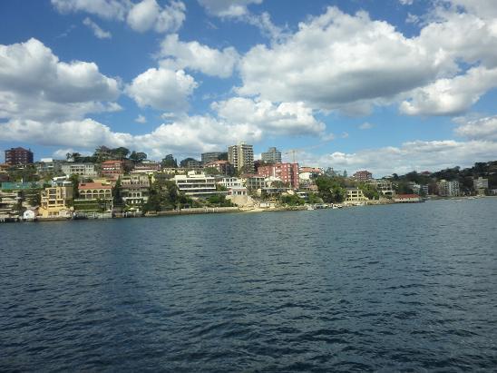 Sydney Harbour Kiwiblog