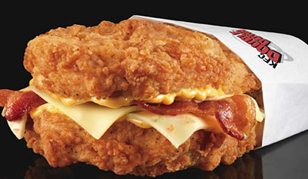 KFC Philippines gets a new version of the Double Down.