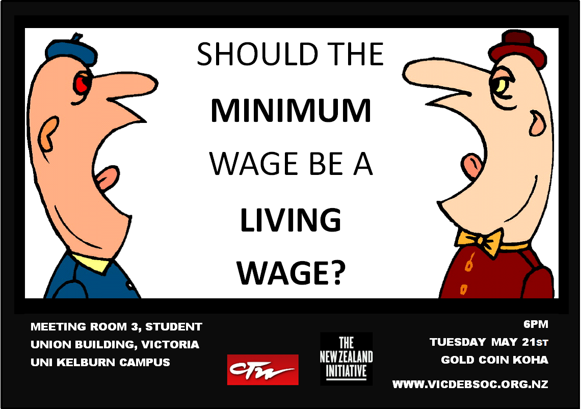 the debate on wage The return of the 'living wage' debate by: adam millsap  since 1995, america's future foundation has been the premier nationwide network of liberty-minded young leaders, providing unique opportunities to learn the ideas of liberty and develop the skills necessary to articulate them.