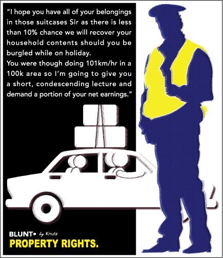 blunt burglaries