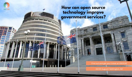 GOVERNMENT - how can open source tech improve government services - beehive